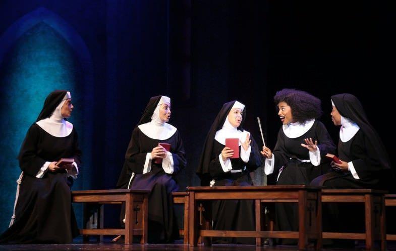 Espectáculo Sister Act