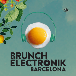 Cartel Promocional Brunch Electronik