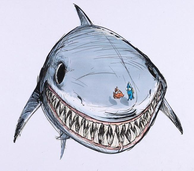 CAST Buscando a Nemo #884118944