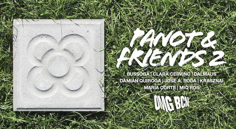 Cartel PANOT & FRIENDS