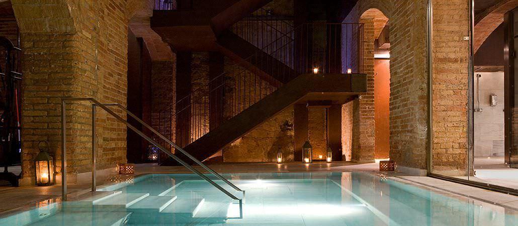 Ba os rabes y masaje para dos aire de barcelona - Spa aguas de barcelona ...