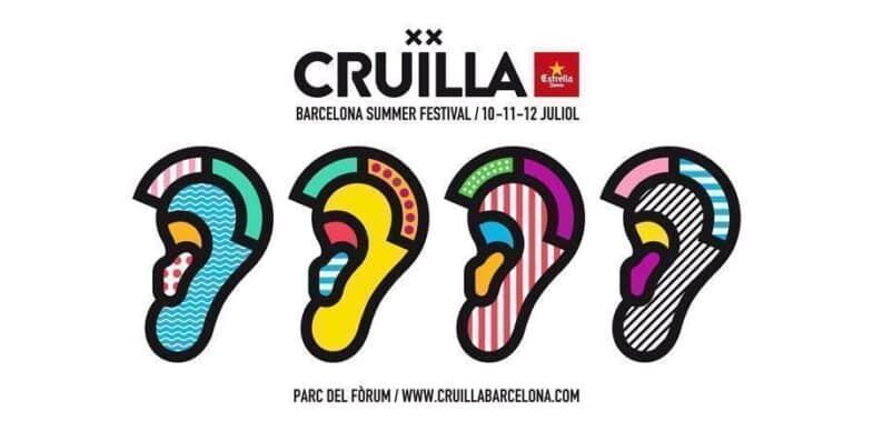 Nuevo logo Cruilla