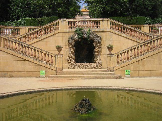 Parque del Laberinto