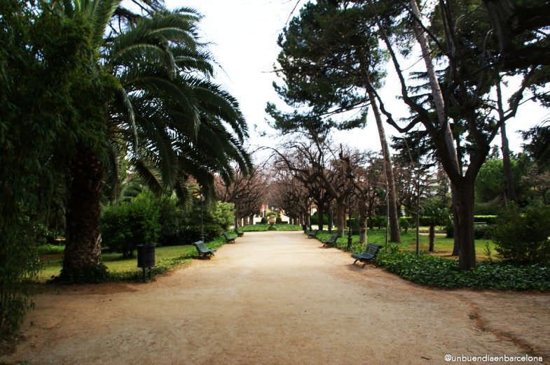 Parque de Pedralbes