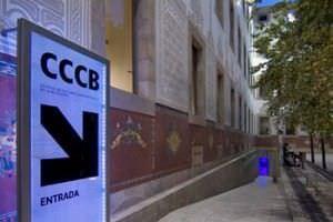 Cartel promocional CCCB