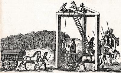 Cumplimiento de la pena de muerte