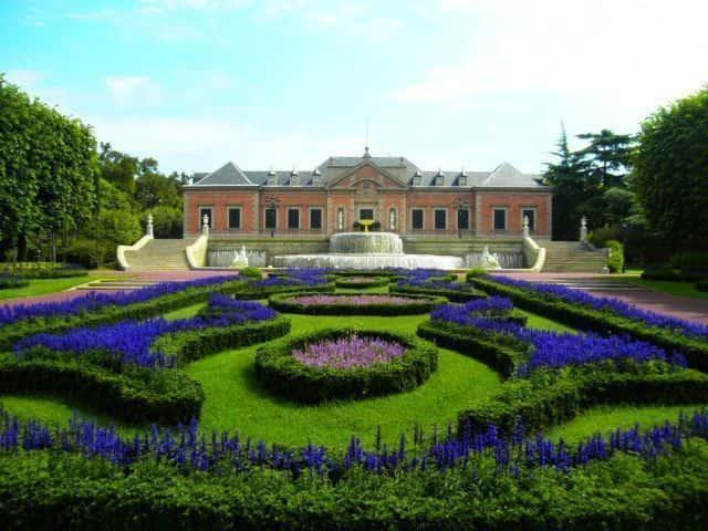 Jard n de joan maragall un buen d a en barcelona for Barcelona jardin