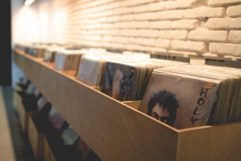Tiendas de discos en Barcelona