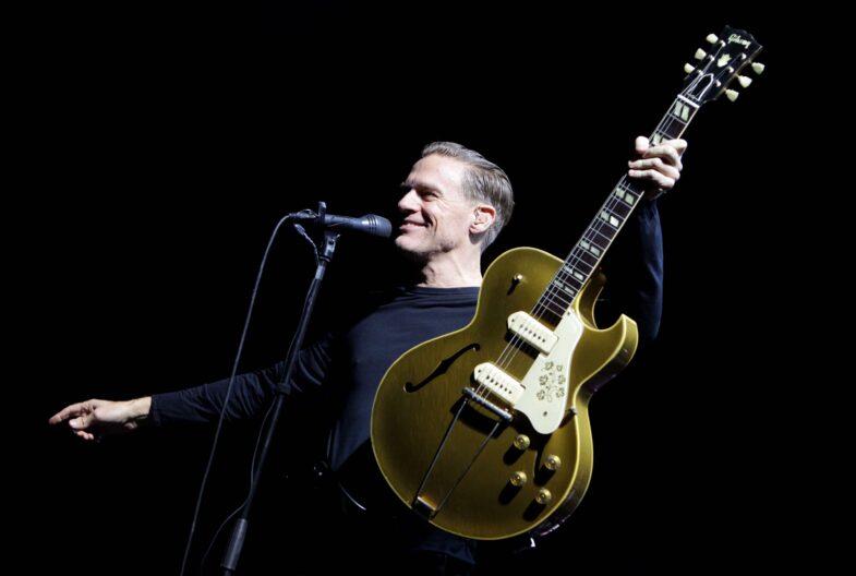 Bryan Adams actuará en Barcelona en Enero
