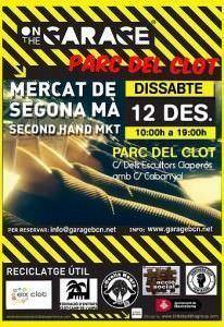 12 diciembre Parc del Clot