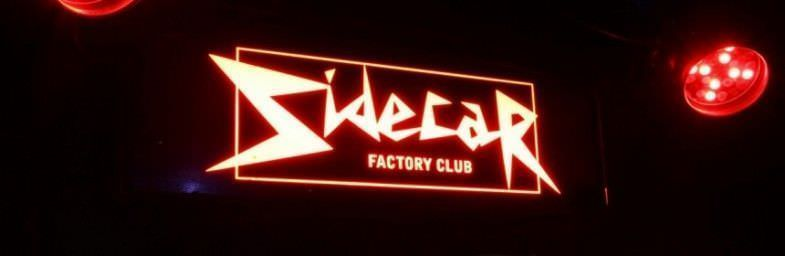 sidecar factory club