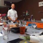 Sabores Taller de Cocina - Fran Boronat en el Taller de Tapas Creativas