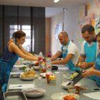 Sabores Taller de Cocina - Taller de Tapas Creativas