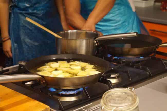 Sabores Taller De Cocina | Sabores Taller De Cocina Un Buen Dia En Barcelona