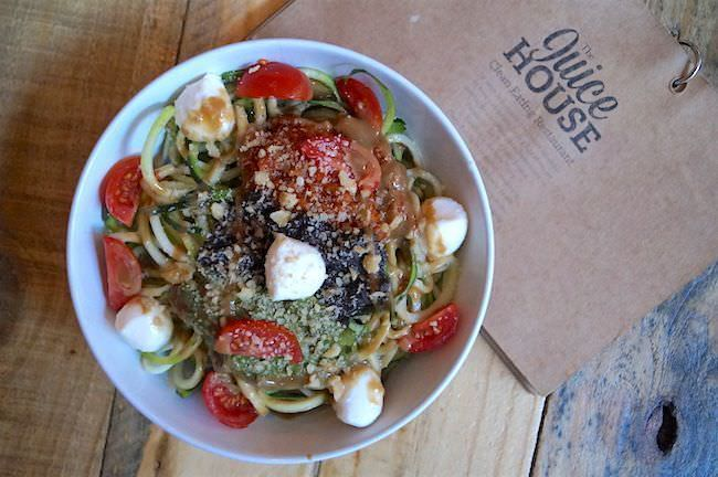 The Juice House - Zoodles