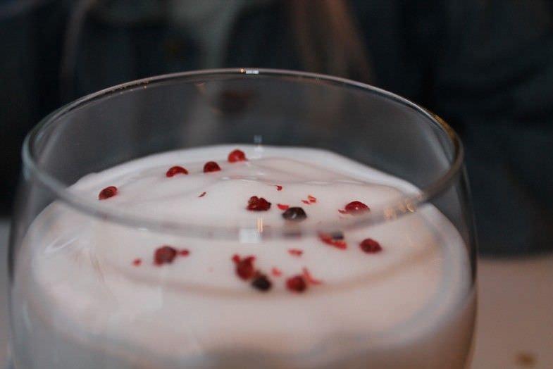 Gin Tonic en texturas