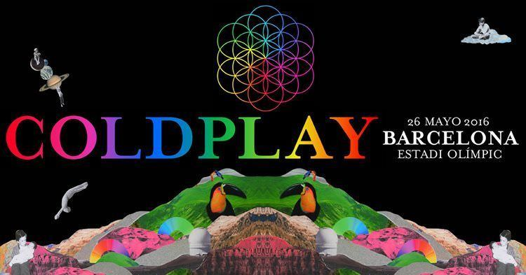 Coldplay actuará en Barcelona