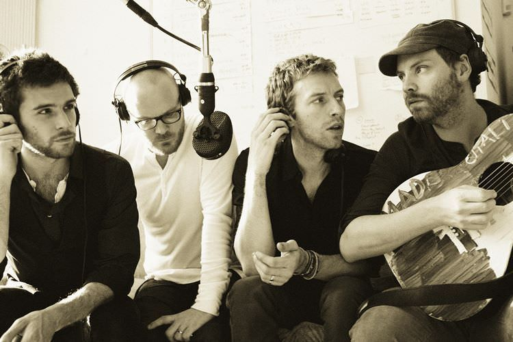 Coldplay presentan A Head Full Of Dreams