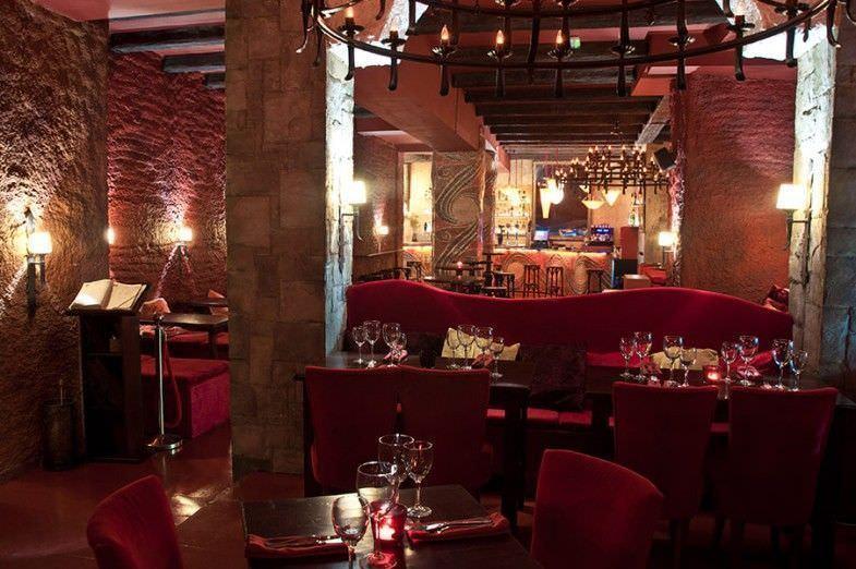 Zona restaurante