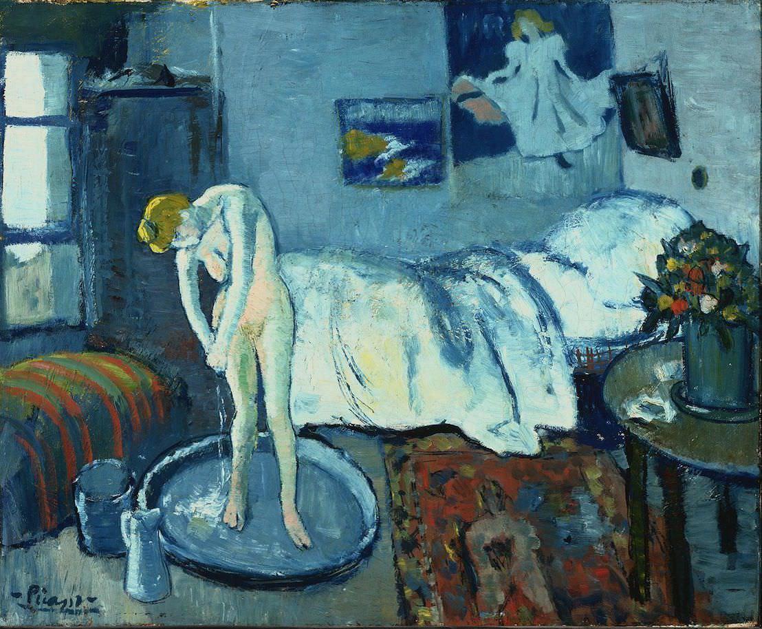 Impresionistas y modernos
