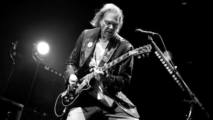 Neil Young actuara en Barcelona el 20 de Junio