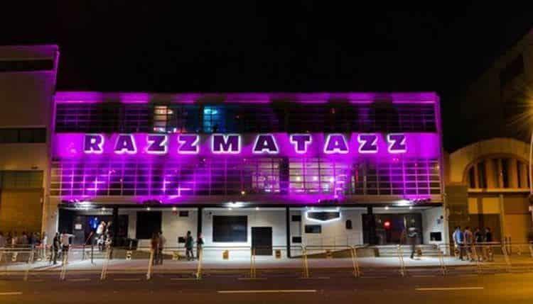 La sala Razzmatazz será el lugar donde se celebre el concierto de Neuman en Barcelona.