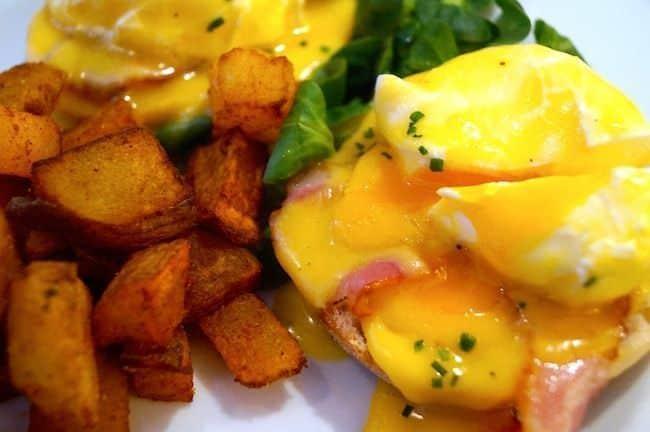 Eggs Benedict - The Benedict Barcelona