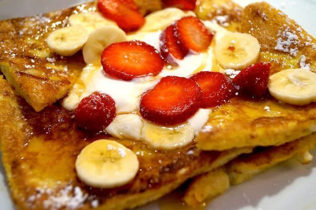 French Toast - The Benedict Barcelona