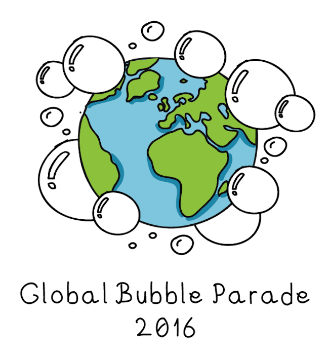 Global Bubble Parade Barcelona
