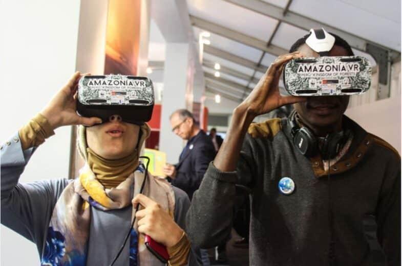 Amazonia VR COP 21 Paris