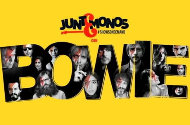 Artistas que participaran en el homenaje a David Bowie