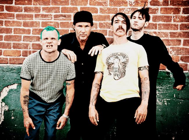 Los días 1 y 2 de Octubre Red Hot Chili Peppers tocaran en Barcelona.