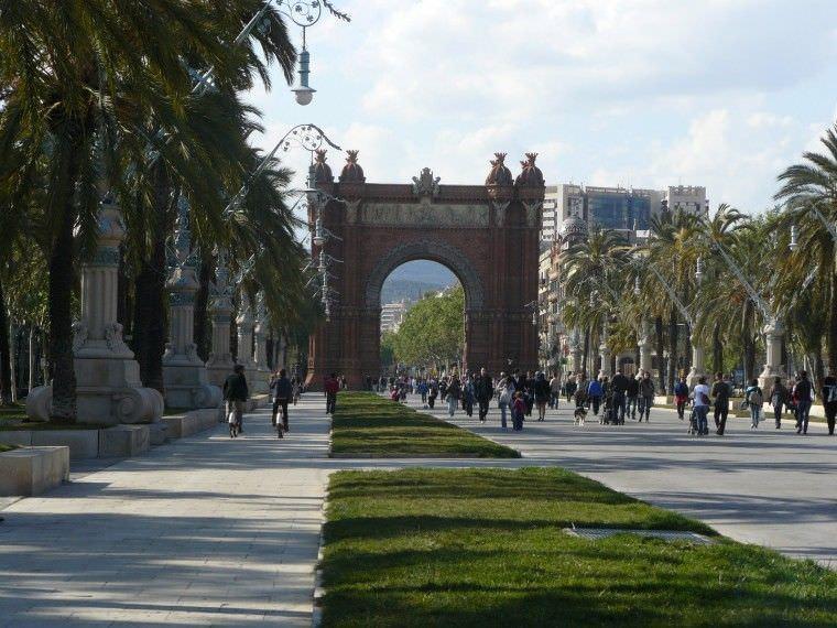 arco-de-triunfo-barcelona