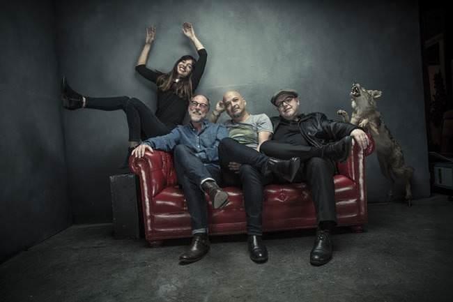 Pixies actuarán en Barcelona