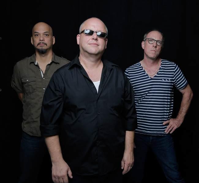 Pixies presentarán en Barcelona su nuevo disco.