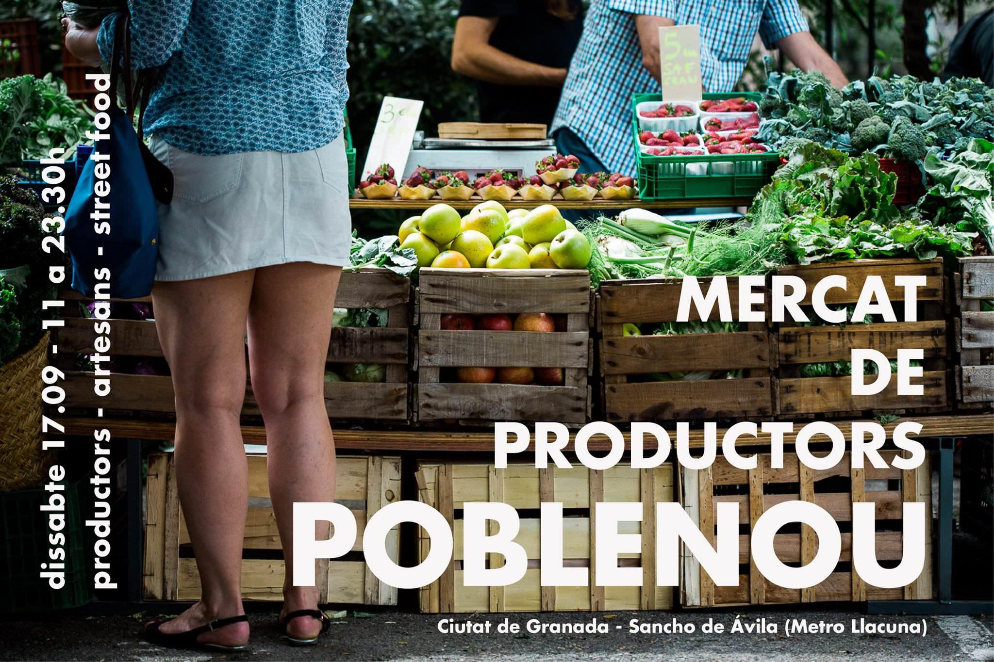 mercat de productors