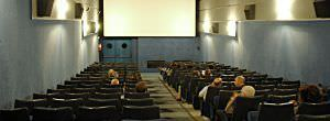Patio de butacas de una sala del cine Méliès