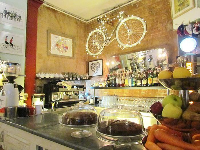 Bicioci bike café