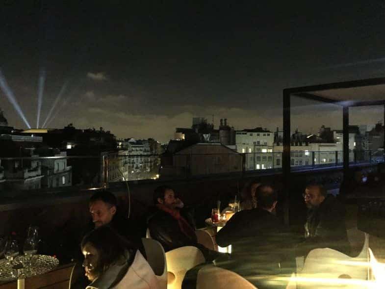 Rooftop Party Renaissance Bcn Hotel Puente de la Purísima
