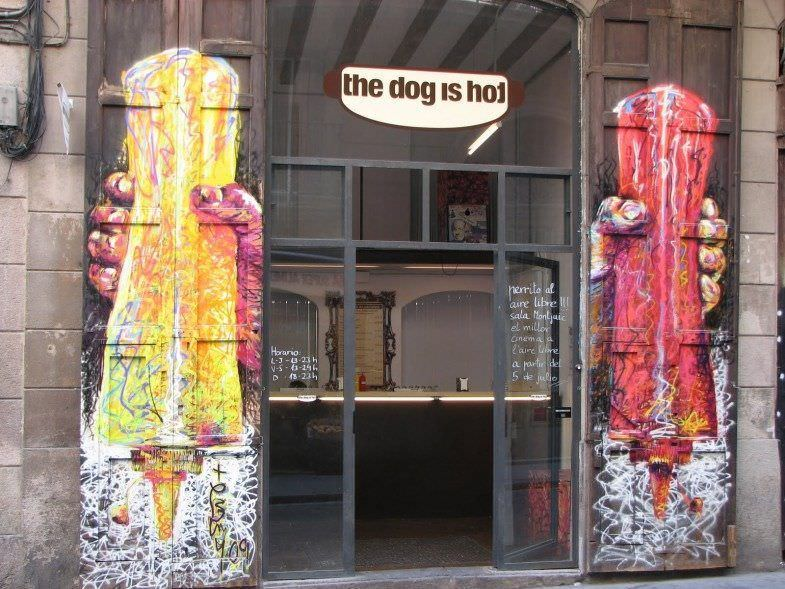 Bares y restaurantes Dog Friendly