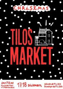 Cartel de Tilos Market