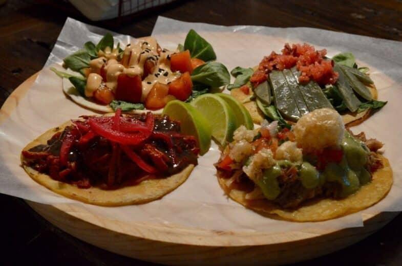 Tacos de Pikio Taco