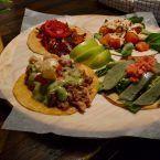 Tacos de Pikio Taco.