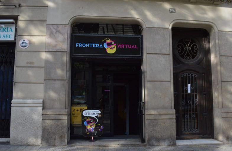 Fachada Frontera Virtual