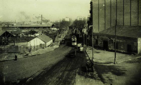 La calle de PereIV.
