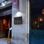 Exterior del Restaurante, Carrer dels Mercaders 10.
