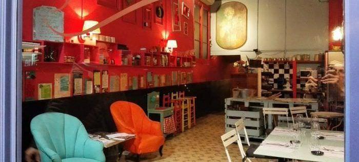 Especial restaurantes cenas de navidad un buen d a en - Restaurante semproniana barcelona ...
