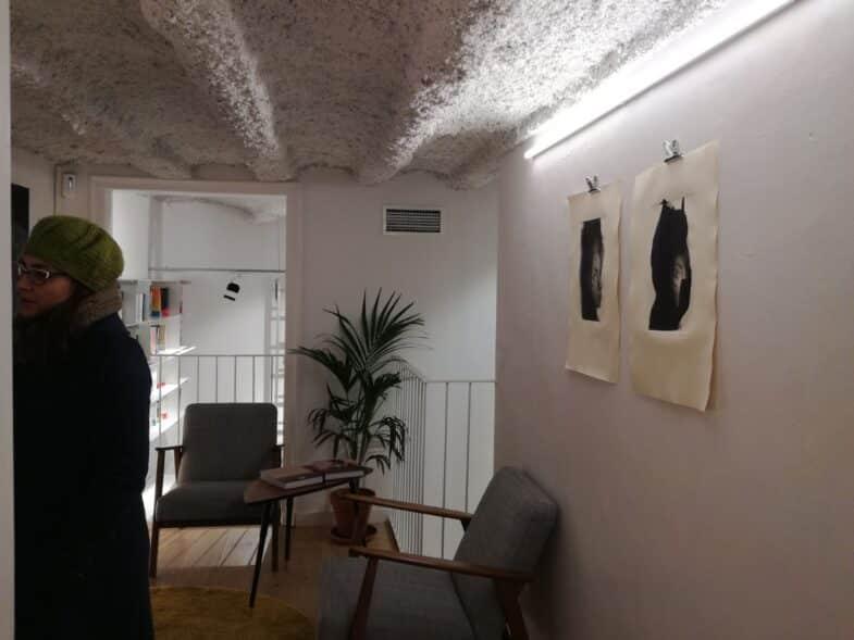 Exposición de Paula Bonet