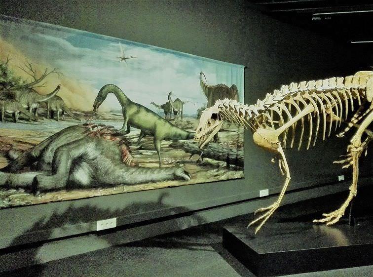 Dinosaurios en Barcelona