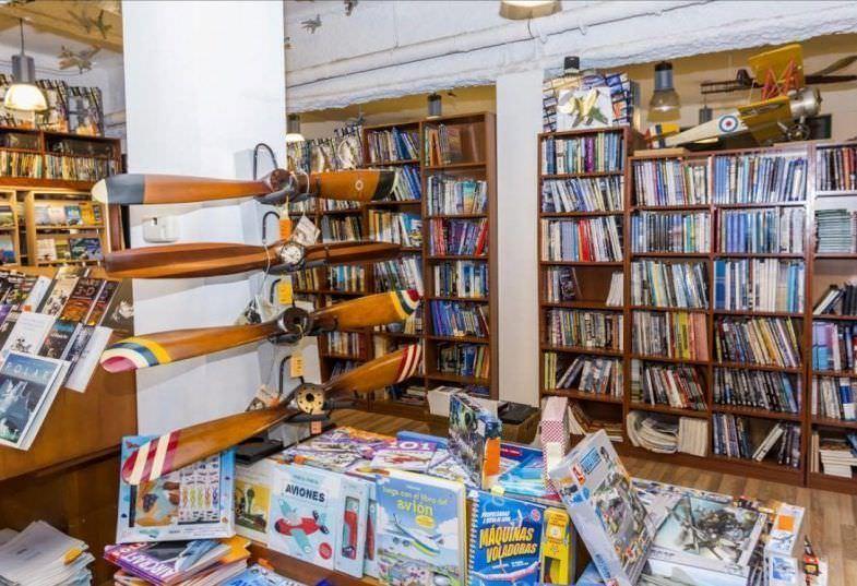 Librería incluida en la ruta